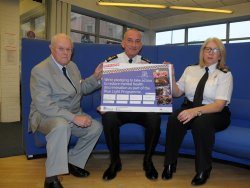 Fire service signs up to Blue Light Pledge