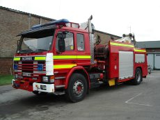 a modern fire appliance