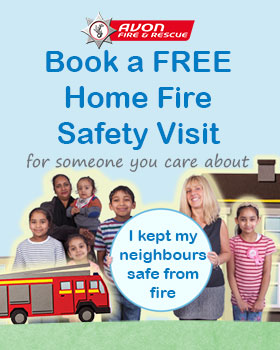Apply for a free Home Fire Safety Visit