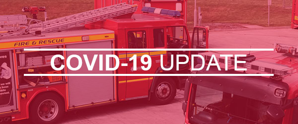 Read our update on COVID-19