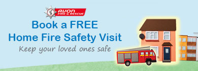 Book a free Home Fire safety Visit