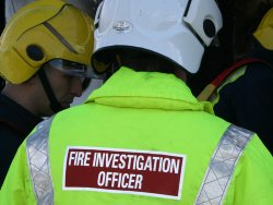Tumble dryer fire leads to safety advice