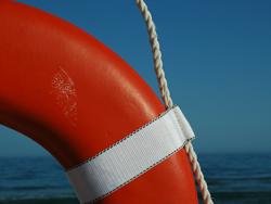 water safety life ring