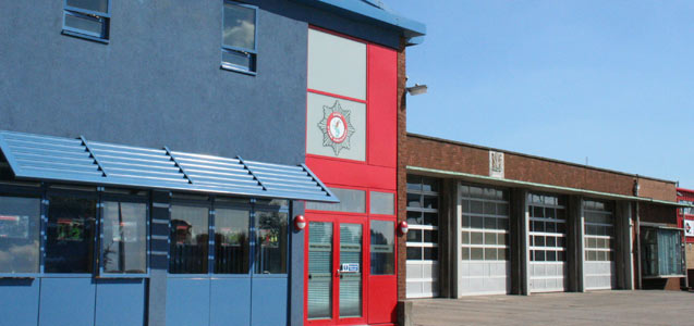 Avonmouth Fire Station